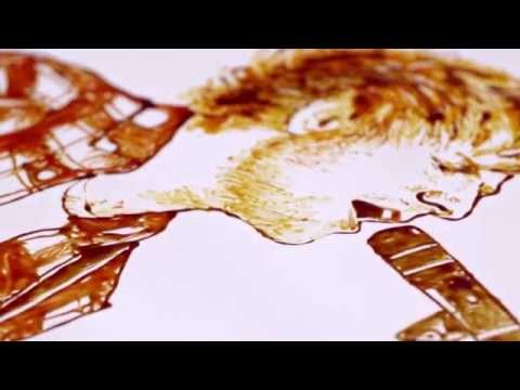 Ed Sheeran - Heinz Sauce Art
