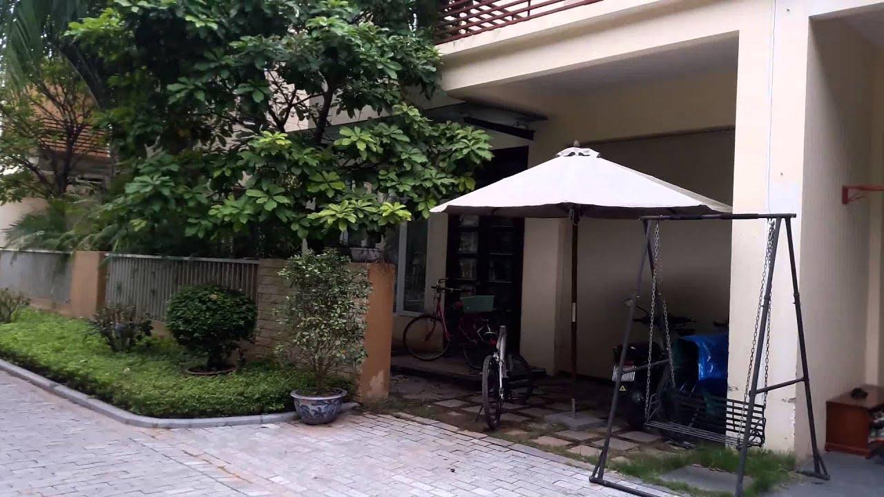 Bán nhà biệt thự vườn cọ Palm Garden Việt Hưng (205m và 300m)