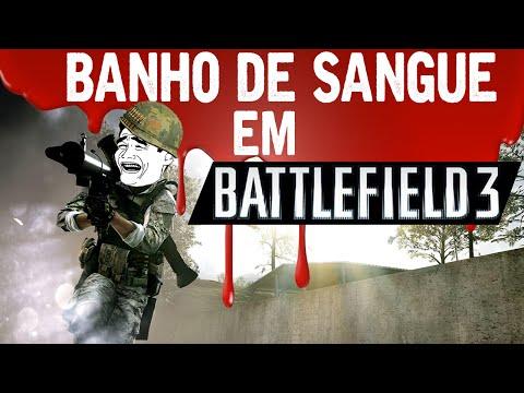 Ninjas Aprendendo a jogar Battlefield 3 (2012)