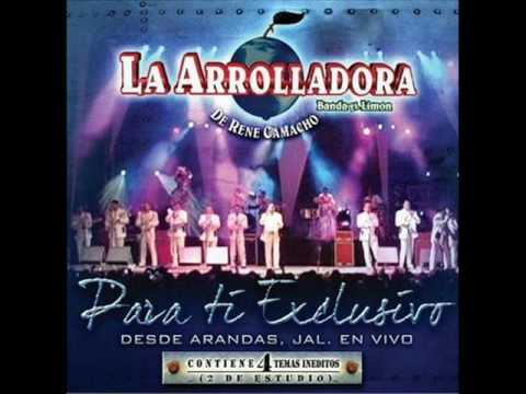 la cancion fallaste corazon la arrolladora