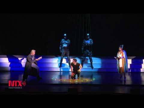 Inicia temporada 2014 el musical We Will Rock You, de Ben Elton