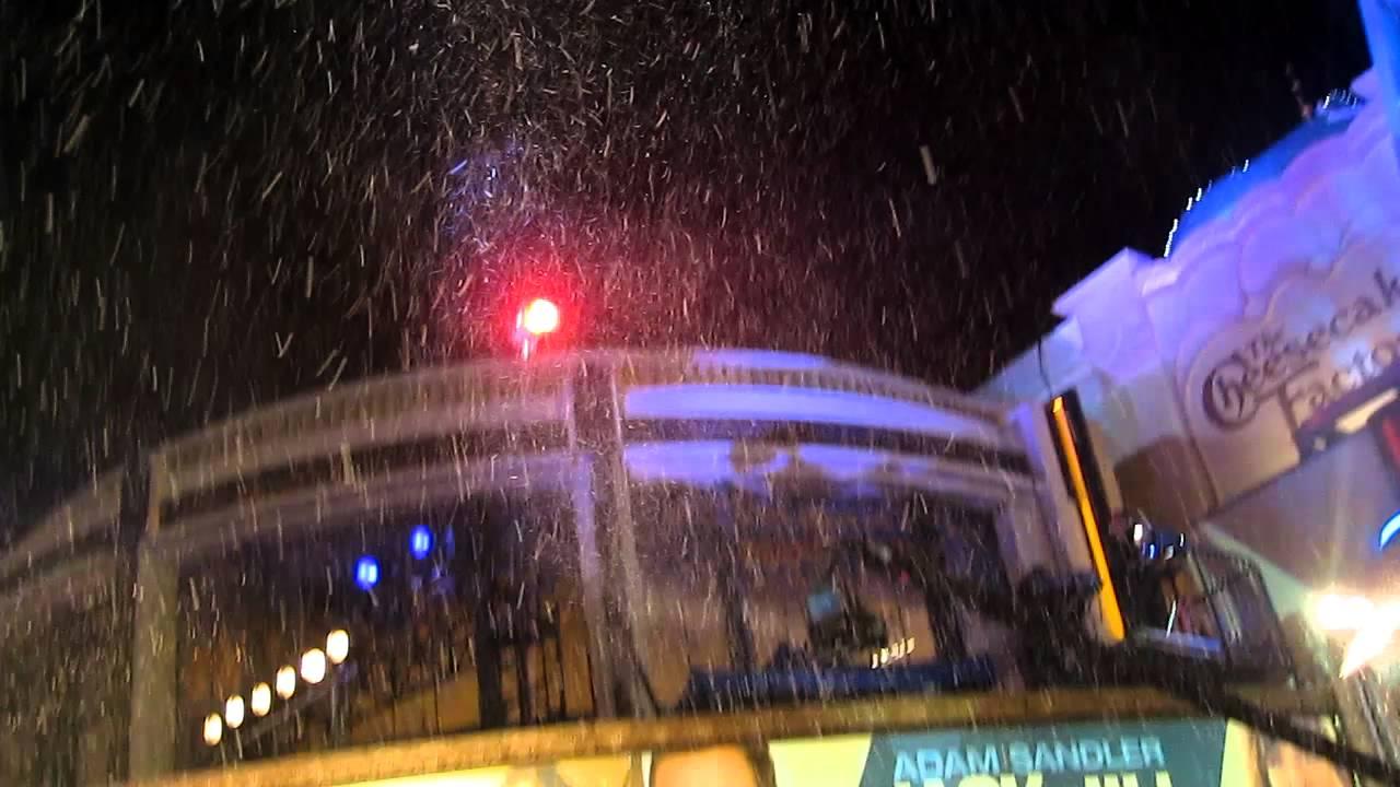 The Grove Los Angeles Snow on the grove madewell, the grove mall, the grove santa, the grove in la, the grove of anaheim,