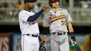 """""""Under the Lights"""" Minnesota Baseball in Fort Myers"""