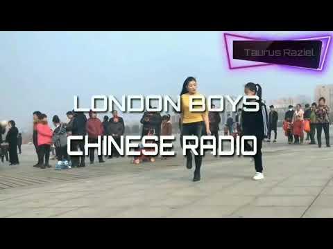 London Boys - Chinese Radio Xiao Qing Dancing HD