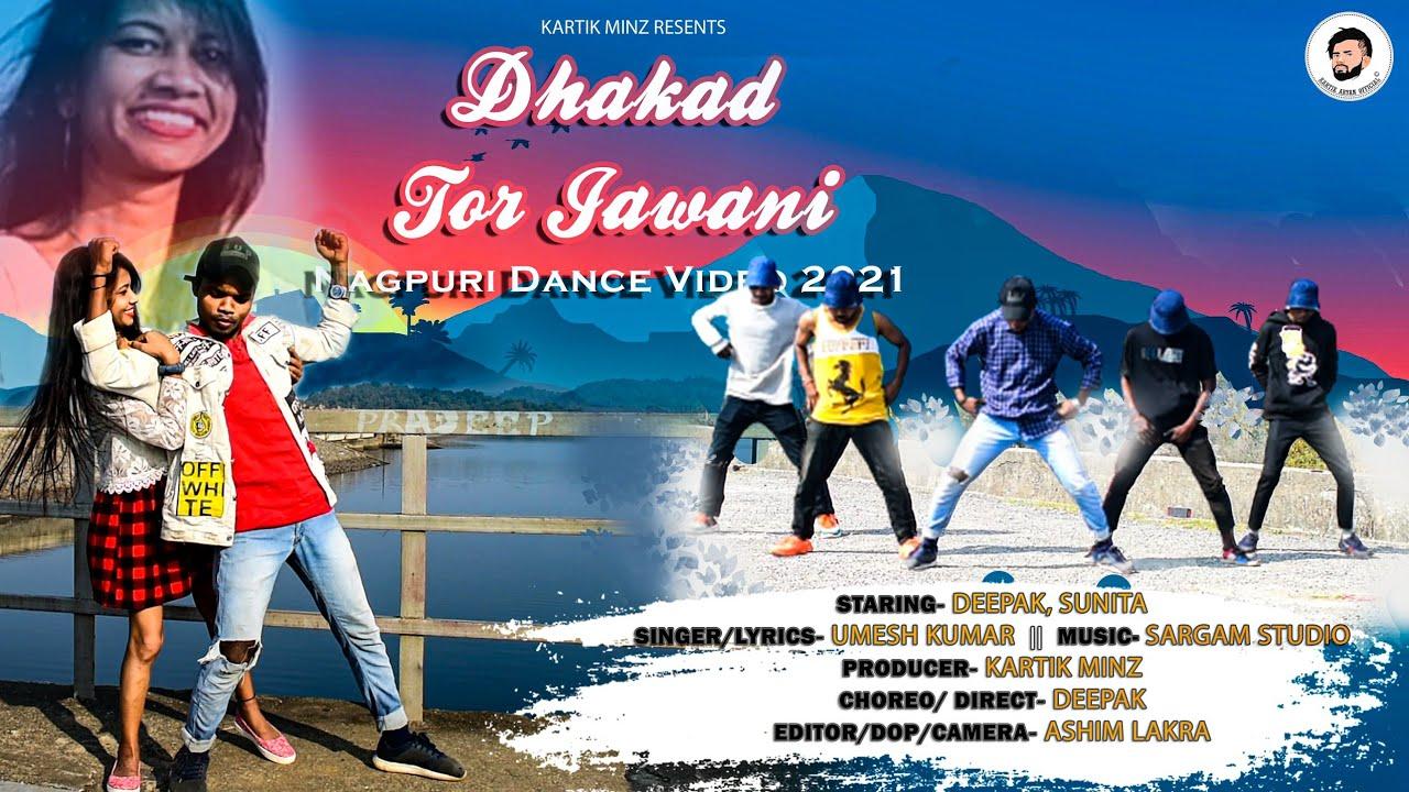 DHAKAD TOR JAWANI    NEW NAGPURI DANCE VIDEO 2021    BaNdA BoyZz    ROURKELA