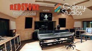 Studio Tour Galaxy Studios RedStone Productions