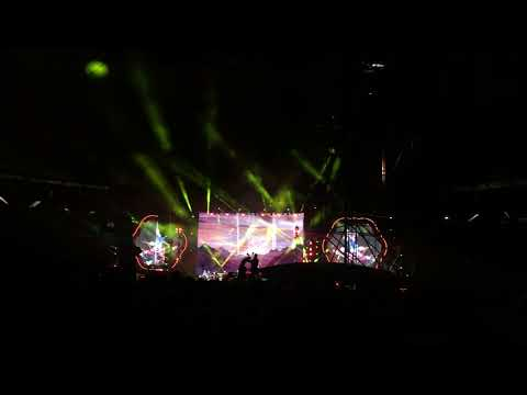 Coldplay - Hymn of the weekend Argentina Estadio unico de la plata 2017