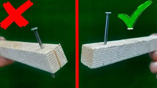 5 Amazing Woodworking Tricks / Tips..