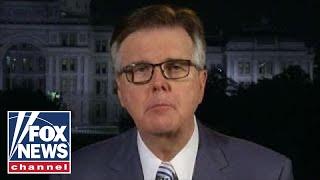 Texas lieutenant governor talks Trump's border security plan