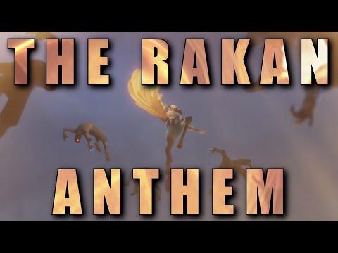 The Rakan Anthem - Hubba Hubba [Muppets Parody]