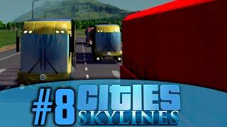 paniek in de tent cities skylines 8