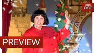 Ann Widdecombe on The Ann Widdecombe Song - Our Friend Victoria at Christmas - BBC One