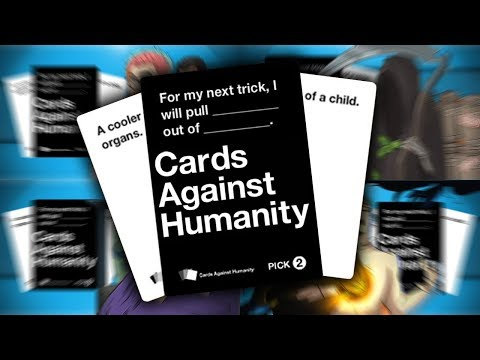 WE WENT TOO FAR THIS TIME... (Cards Against Humanity Revisited #2)