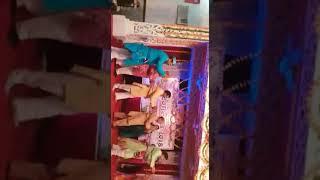 Holi festival dans