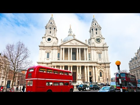 London - St Paul's Cathedral