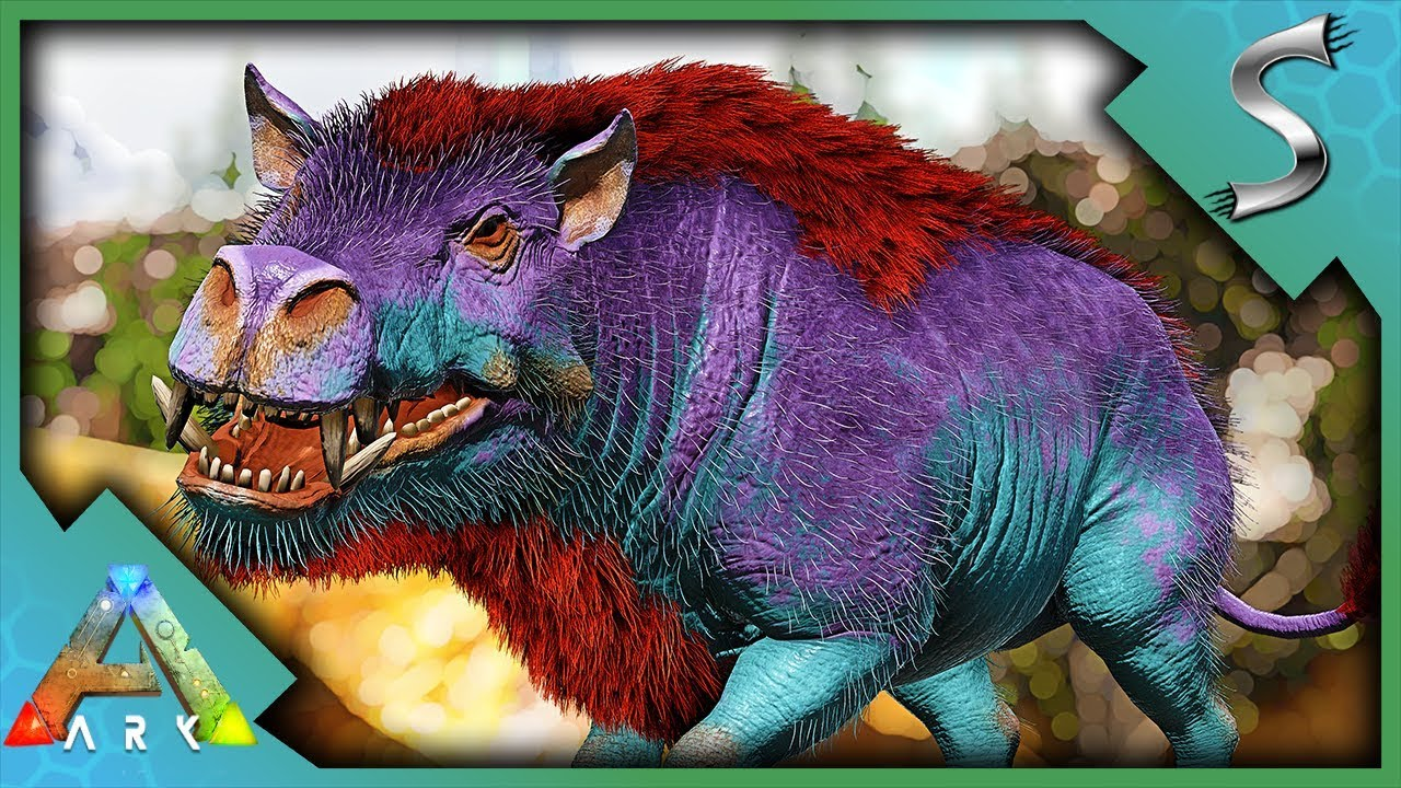 Breeding The Ultimate Healer Daeodons Ark Survival Evolved Cluster E147 Youtube The ark item id and spawn command for daeodon, along with its gfi code, blueprint path, and example commands. breeding the ultimate healer daeodons ark survival evolved cluster e147