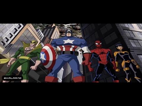 Os Vingadores Vol 2 Capitão América ? Dublado assistir completo dublado portugues