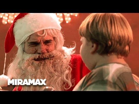 Bad Santa | 'What Do You Want?!' (HD) - Billy Bob Thornton, Tony Cox | MIRAMAX