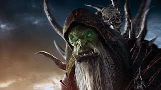 """Клип (Павел Пламенев - Ночь перед боем) """"Warcraft"""""""