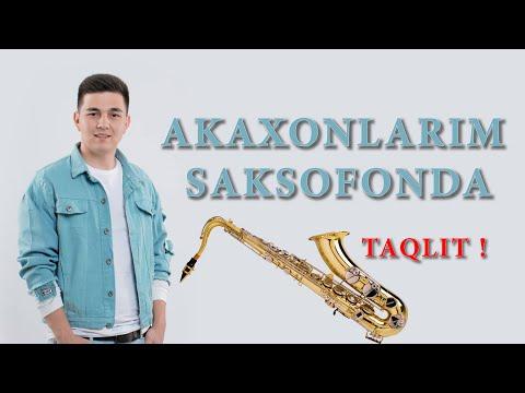 Muhammadziyo Akaxonlarim  TAQLIT / Мухаммадзиё Акахонларим ТАКЛИТ