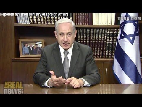Netanyahu Says it's Anti-Semitism to Accuse Israel of War Crimes or Violating Human Rights