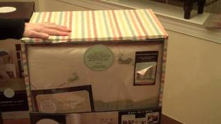 Kenneth Brown Nursery Bedding Review