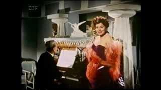 "Lola Müthel singt Franz Grothe - ""Nach 100.000 Küssen"" (1955)"