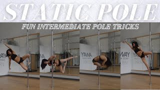 10 Fun Intermediate Pole Tricks