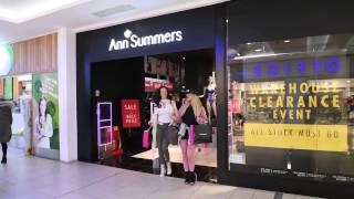 Katie Salmon Shopping At Ann Summers In Eldon Square After Trying On Swimsuits