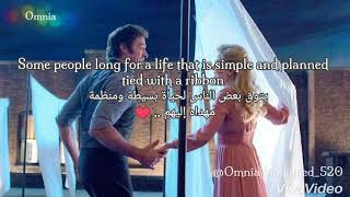Tightrope _ the greatest show man مترجمة