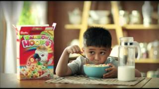 Simba Rainbow Hoops TVC Fun Moment Contest