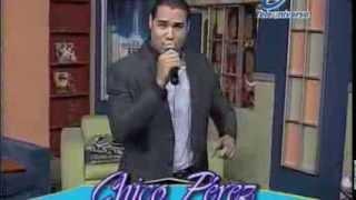 CHICO PEREZ - QUE SABES TU DE AMOR - EN COMO EN CASA