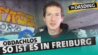 So ist es in Freiburg obdachlos zu sein    DASDING Freiburg