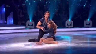 Dancing On Ice 2013 R7 - Samia Ghadie Save Me Skate