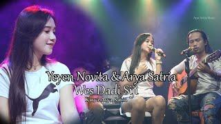 Yeyen Novita & Arya Satria - Wes Dadi Siji [OFFICIAL]