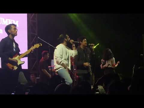 Hindia - Jam Makan Siang [featuring Matter Mos] (Live At Studio Palem, Jakarta 10/08/2019)
