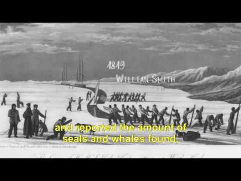 Introduction to Antarctica - Video lesson with English subtitles