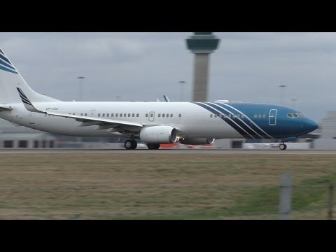 Bizjets / Private Jets at London Stansted Airport | Plane Spotting Compilation