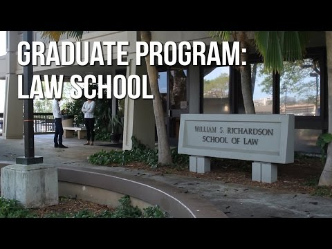 UH Mānoa Graduate Program: William S. Richardson School of Law