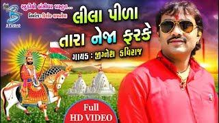 Jignesh Kaviraj 2018 - New Gujarati Programme Dayro - LILA PILA TARA NEJA FARKE