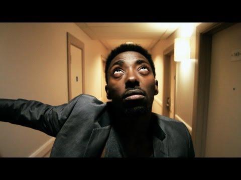 Man Floats Free In Hotel Corridor