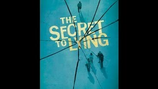 Secret to Lying Book Trailer