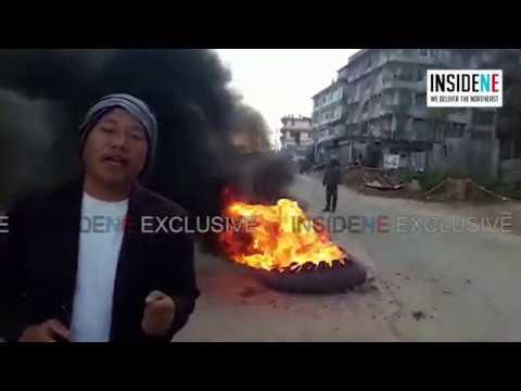Arunachal: 12-Hr Bandh in Itanagar Paralyzes Life in Capital City