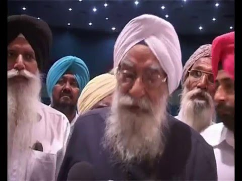 Birth centenary celebrations of Giani Zail Singh