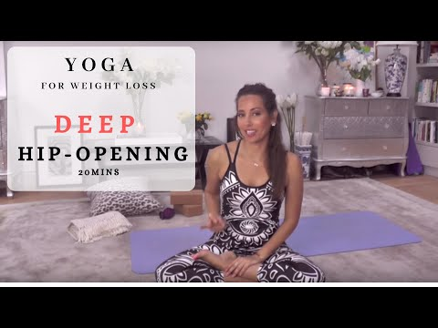 YOGA the Best HIP OPENER - THE EMOTIONAL RELEASE SEQUENCE | Sonia Doubell