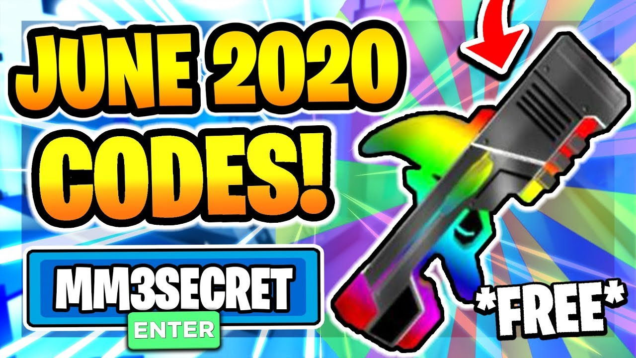 June 2020 All Secret Op Godly Murder Mystery 3 Codes Chromas