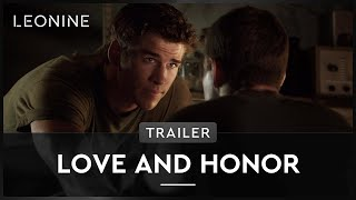 Love and Honor - Trailer (deutsch/german)