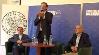 Kultura II Rzeczypospolitej (Jan Żaryn, Wojciech Roszkowski, Jakub Lewicki (IPN 26.06.2018)