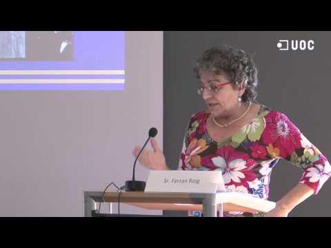 Dra. Esther Martínez_L'ayahuasca com a vehicle de transformació personal_22/02/2014