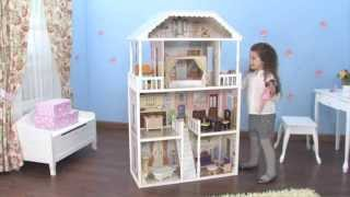 Kidkraft Savannah Wooden Play Dollhouse | 65023